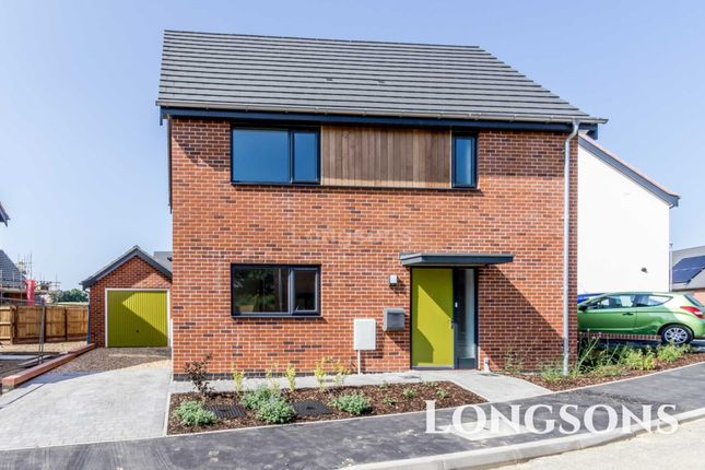 Thumbnail Detached house to rent in Greyling Way, Swaffham
