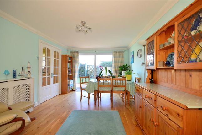 Thumbnail End terrace house for sale in Crow Green Lane, Pilgrims Hatch, Brentwood, Essex