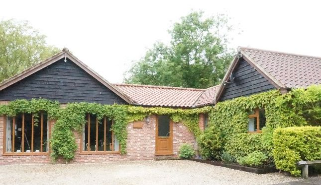 Thumbnail Cottage for sale in Church Lane, Southburgh, Thetford