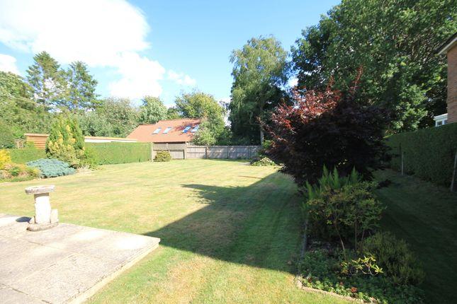 Rear Garden of Thorpland Road, Fakenham NR21