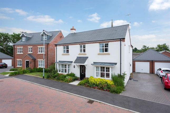 Thumbnail Property for sale in Church Farm Close, Cosby, Leicester