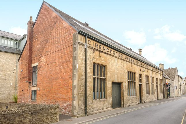 Thumbnail Mews house for sale in The Old Water Works, Lewis Lane, Cirencester