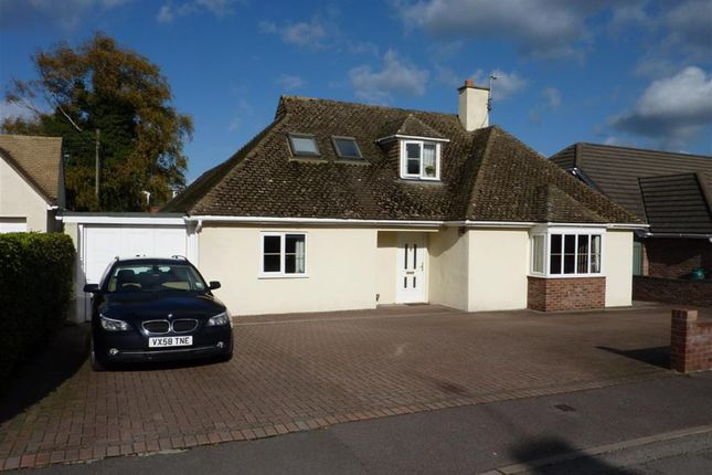 Thumbnail Detached bungalow for sale in The Nursery, Kings Stanley, Stonehouse