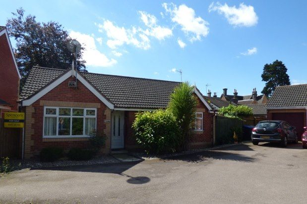 Thumbnail Detached bungalow to rent in Claybrooke Magna, Lutterworth