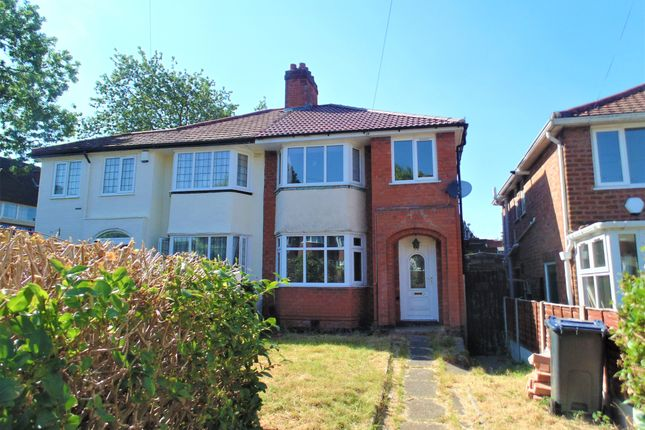 Thumbnail Semi-detached house to rent in Booths Farm Road, Great Barr