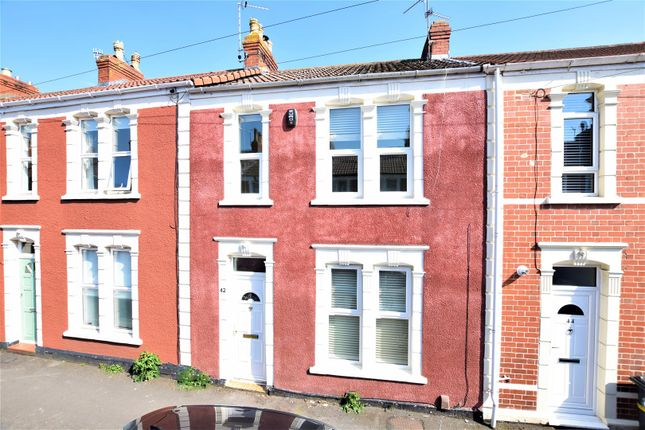 Thumbnail Terraced house for sale in Priory Road, Shirehampton, Bristol