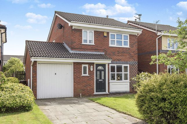 Thumbnail Detached house to rent in Thistledown Close, Wigan