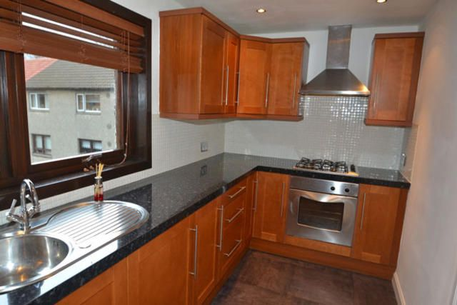 Thumbnail Flat to rent in Paterson Crescent, Irvine