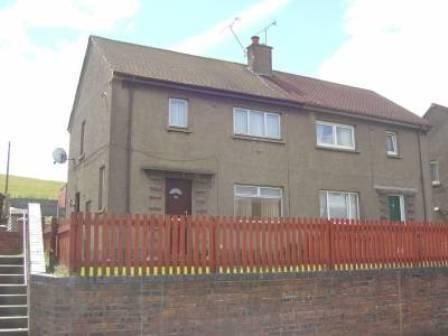 Thumbnail Semi-detached house to rent in Rosebank, Sauchie, Alloa