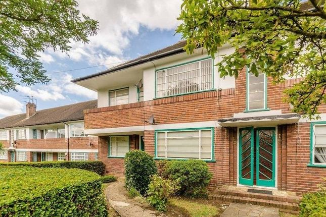 Thumbnail Property to rent in Ossulton Way, London