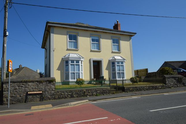 Thumbnail Detached house for sale in Banc Pendre, Kidwelly