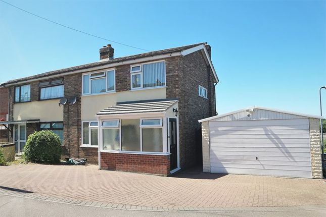 Thumbnail Semi-detached house for sale in Dockfield Avenue, Dovercourt, Harwich