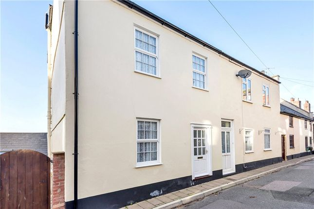 Thumbnail End terrace house for sale in Old North Street, Axminster, Devon