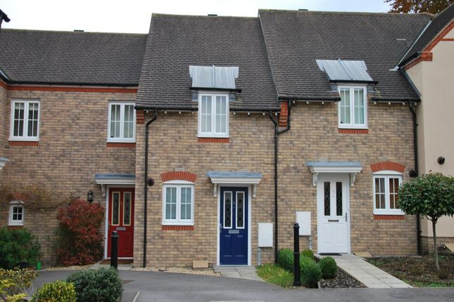 Thumbnail Terraced house to rent in Bridgewater Close, Salisbury