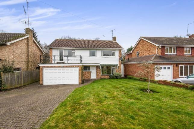 Thumbnail Detached house for sale in Cobham, Surrey