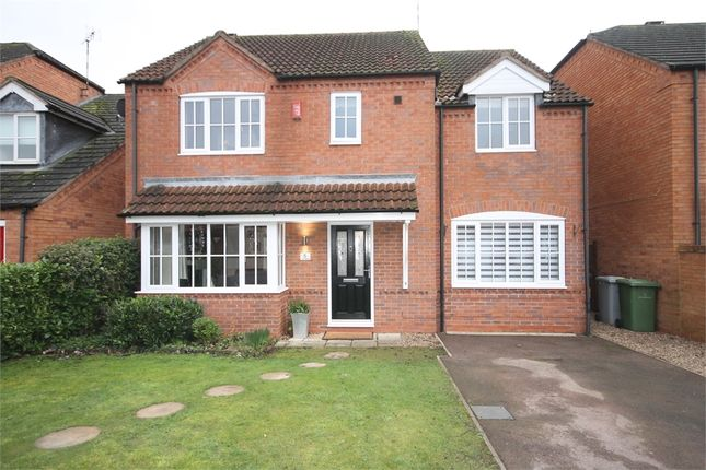 Detached house for sale in The Osiers, Newark, Nottinghamshire.