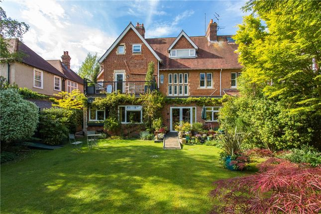 Thumbnail Flat for sale in Staverton Road, Oxford, Oxfordshire