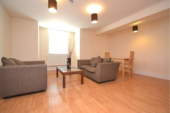Thumbnail Flat to rent in Brookfield Avenue, Harehills, Leeds