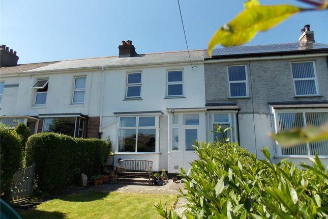 Thumbnail Terraced house for sale in Glenmore Terrace, Addington, Liskeard