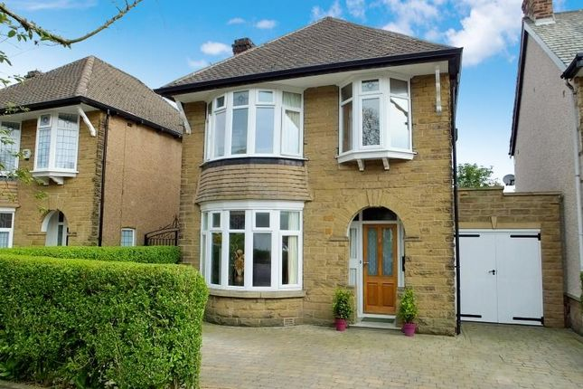 Thumbnail Detached house for sale in Norton Park View, Norton, Sheffield