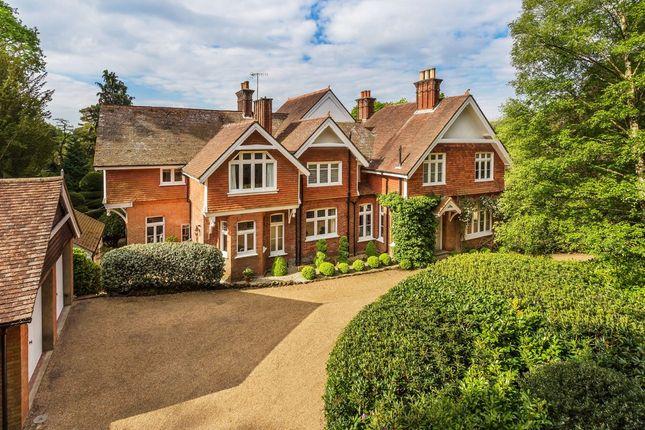Thumbnail Detached house for sale in Osmunda Bank, Dormans Park, East Grinstead