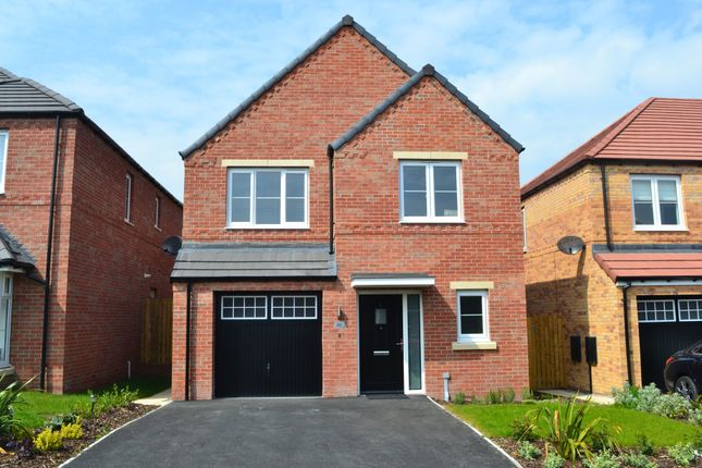 Thumbnail Detached house for sale in 60 Cygnet Drive, Mexborough