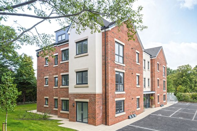 "Thumbnail Flat for sale in ""Aston Court - Type 4 First Floor"" at Loansdean, Morpeth"