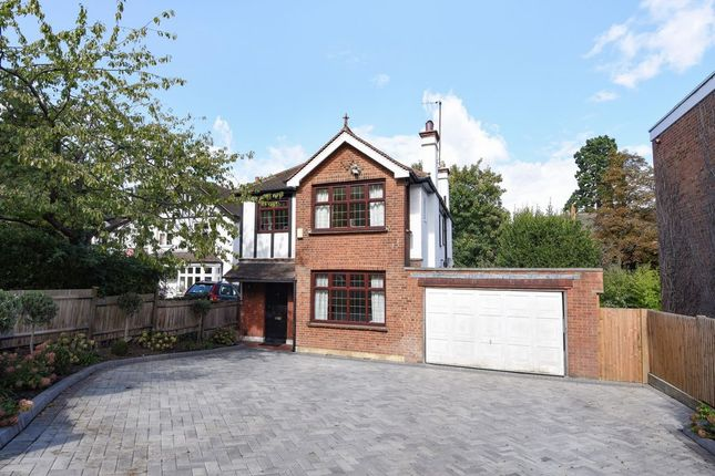 Thumbnail Detached House For Sale In Crystal Palace Park Road Sydenham