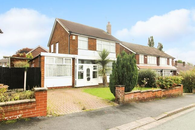 Thumbnail Detached house for sale in Buttermere Road, Farnworth, Bolton