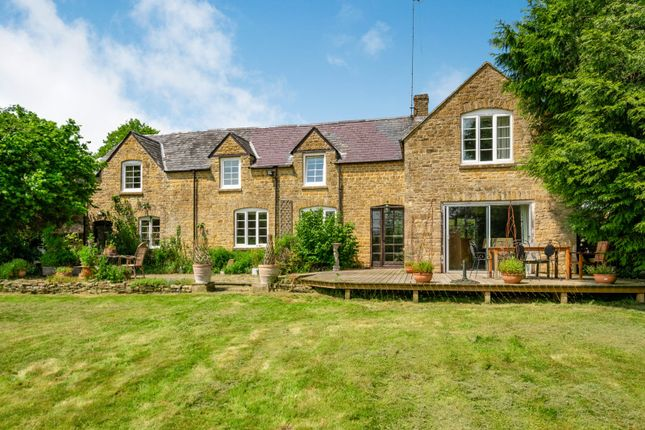 Thumbnail 5 bed detached house for sale in Spelsbury, Chipping Norton, Oxfordshire