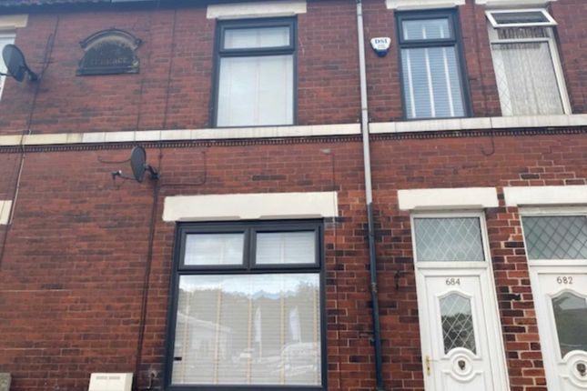 Thumbnail Terraced house to rent in Manchester Road, Bury