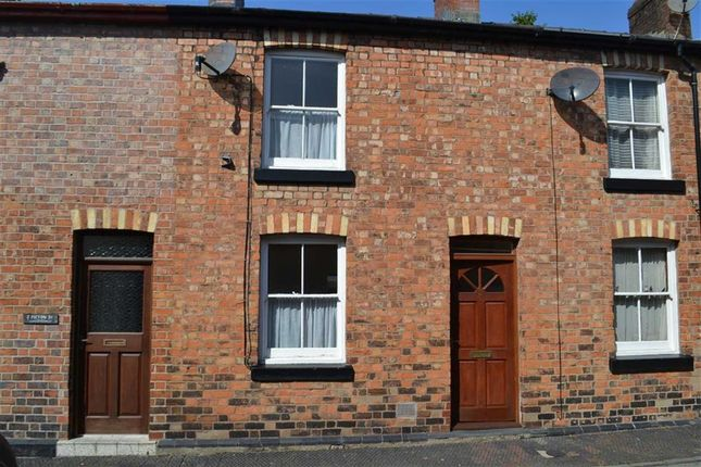 Thumbnail Terraced house for sale in 3, Picton Street, Llanidloes, Powys