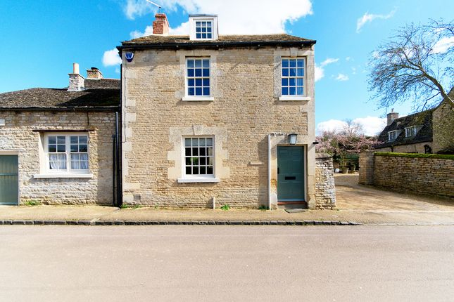 Thumbnail Detached house to rent in High Street, Duddington, Stamford