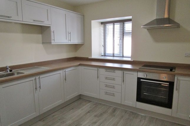 Thumbnail Flat to rent in Somerset House, Brynmawr