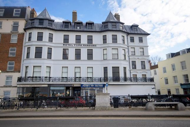 Thumbnail Flat to rent in The Parade, Margate