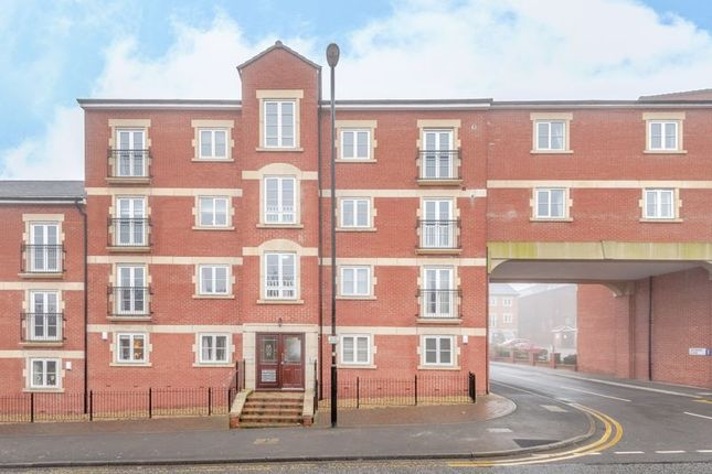External Front of Gingham House, Fountain Street, Leeds LS27