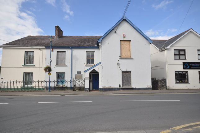 Thumbnail Property for sale in The Old Library & Court House, Pentre Road, St.Clears