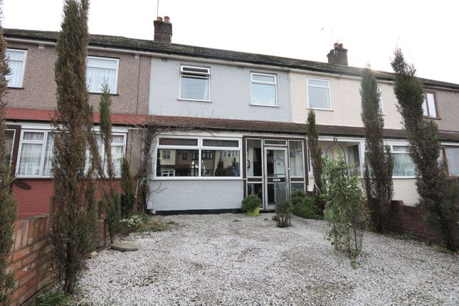 Thumbnail Terraced house for sale in Palmerston Road, Grays