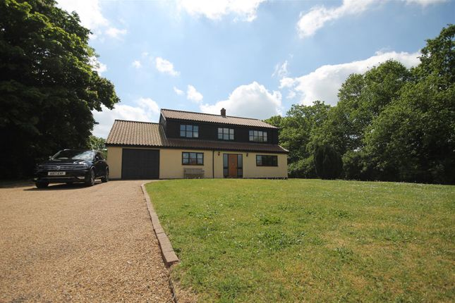 Thumbnail Detached house to rent in Walpole Close, Broome, Bungay