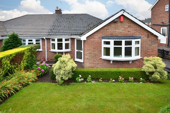 Thumbnail Semi-detached bungalow for sale in Combe Drive, Meir Heath