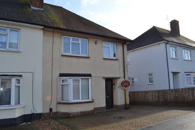Gloucester Crescent, Delapre, Northampton NN4