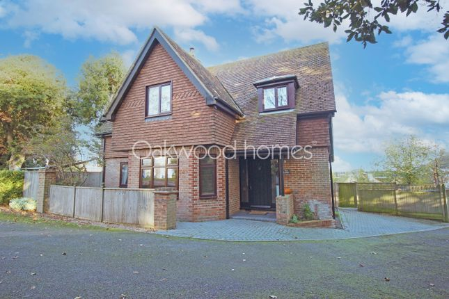Thumbnail Detached house for sale in North Foreland Road, Broadstairs
