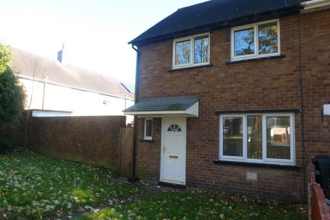 Thumbnail Property to rent in Woodwards Walk, Acrefair, Wrexham