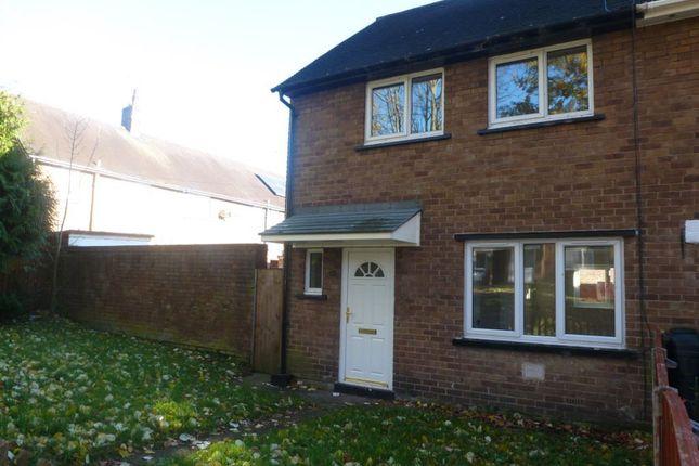 Thumbnail Property to rent in Woodwards Walk, Acrefair, Wrexham