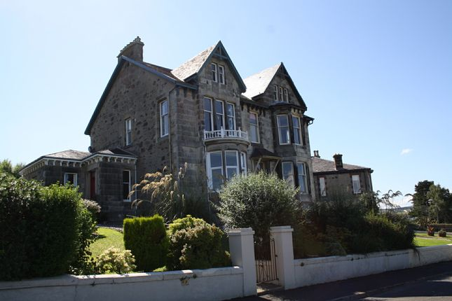 Thumbnail Semi-detached house for sale in Silverknowe, 57 Crichton Road, Isle Of Bute