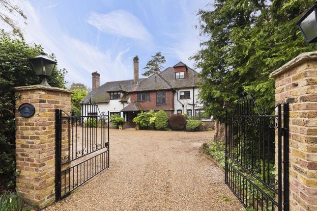 Thumbnail Detached house to rent in Cavendish Road, Weybridge