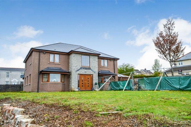 Thumbnail Detached house for sale in Heol Waen, Rassau, Ebbw Vale, Blaenau Gwent