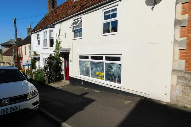 Retail premises for sale in Church Street, Wincanton