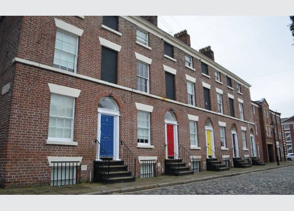 Thumbnail Block of flats for sale in Parliament Place, Toxteth, Liverpool