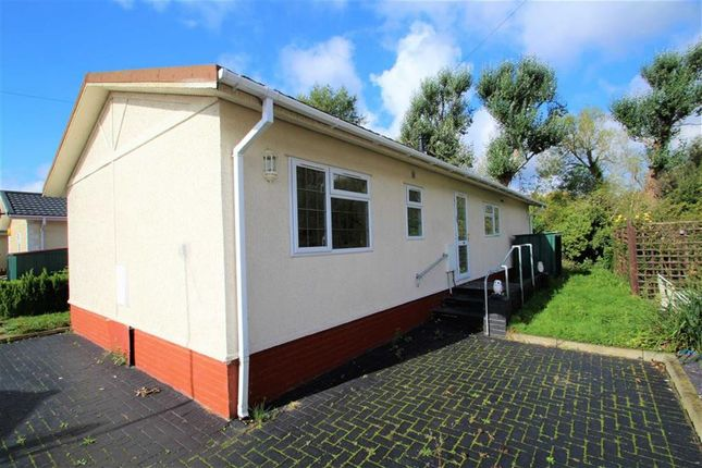 Thumbnail Mobile Park Home For Sale In Mayfield Caravan Thorney Mill Road